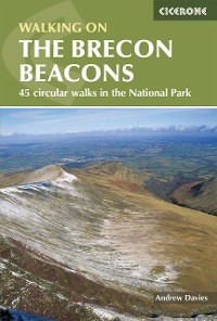 Cover Walking on the Brecon Beacons
