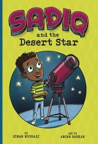 Cover Sadiq and the Desert Star