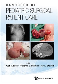 Cover Handbook Of Pediatric Surgical Patient Care
