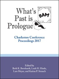 Cover What's Past is Prologue
