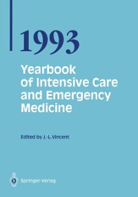 Cover Yearbook of Intensive Care and Emergency Medicine 1993