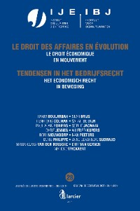 Cover Het economisch recht in beweging / Le droit économique en mouvement