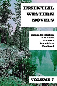 Cover Essential Western Novels - Volume 7