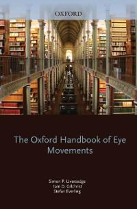 Cover Oxford Handbook of Eye Movements