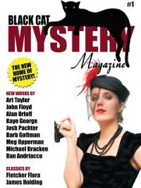 Cover Black Cat Mystery Magazine #1