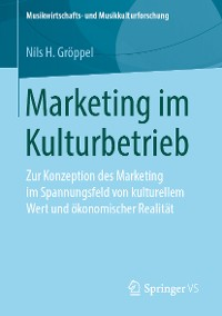Cover Marketing im Kulturbetrieb
