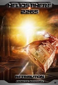 Cover Heliosphere 2265, Volume 11: Retribution