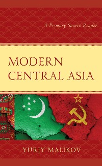 Cover Modern Central Asia