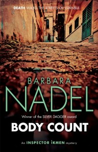 Cover Body Count (Inspector Ikmen Mystery 16)