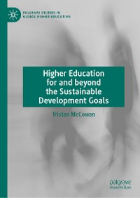 Cover Higher Education for and beyond the Sustainable Development Goals
