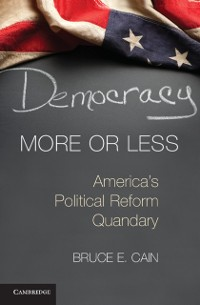 Cover Democracy More or Less