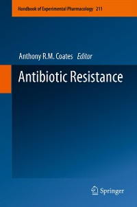 Cover Antibiotic Resistance