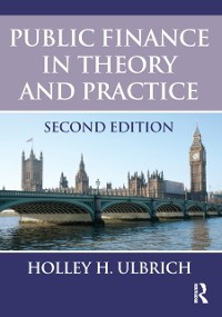 Cover Public Finance in Theory and Practice Second edition