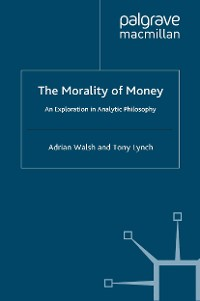 Cover The Morality of Money