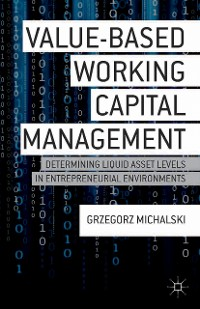 Cover Value-Based Working Capital Management
