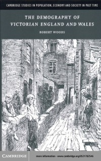 Cover Demography of Victorian England and Wales