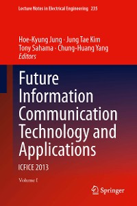 Cover Future Information Communication Technology and Applications