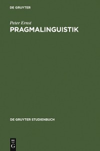 Cover Pragmalinguistik