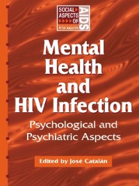 Cover Mental Health and HIV Infection