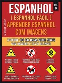 Cover Espanhol ( Espanhol Fácil ) Aprender Espanhol Com Imagens (Vol 9)