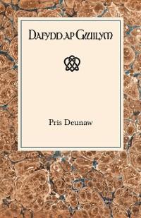 Cover Dafydd Ap Gwilym