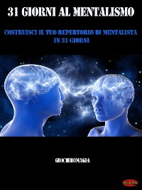 Cover 31 Giorni al Mentalismo