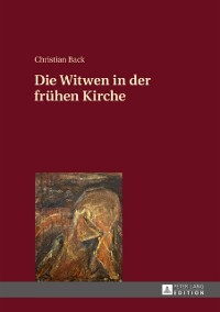 Cover Die Witwen in der fruehen Kirche