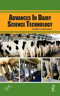 Cover Advances In Dairy Science Technology