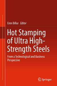 Cover Hot Stamping of Ultra High-Strength Steels