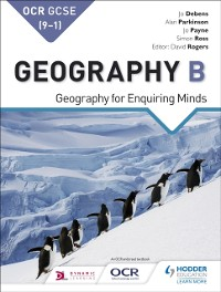 Cover OCR GCSE (9 1) Geography B: Geography for Enquiring Minds