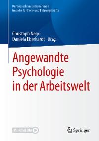 Cover Angewandte Psychologie in der Arbeitswelt