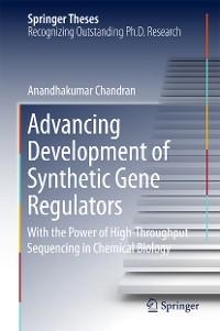 Cover Advancing Development of Synthetic Gene Regulators