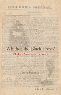Cover Whither the Black Press?