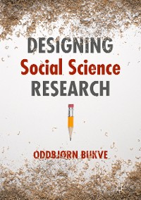 Cover Designing Social Science Research