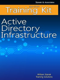 Cover Active Directory Infrastructure Self-Study Training Kit