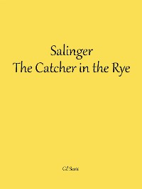 Cover Salinger - The Catcher in the Rye