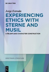 Cover Experiencing Ethics with Sterne and Musil