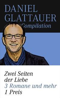 """Cover Glattauer-Compilation """"Zwei Seiten der Liebe"""""""