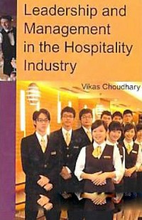 Cover Leadership and Management in the Hospitality Industry