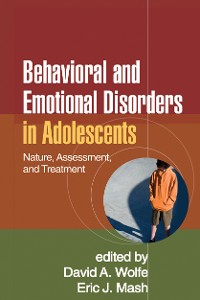 Cover Behavioral and Emotional Disorders in Adolescents