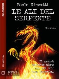 Cover Le ali del serpente