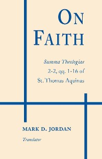 Cover On Faith