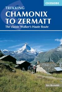 Cover Chamonix to Zermatt