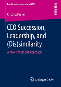Cover CEO Succession, Leadership, and (Dis)similarity