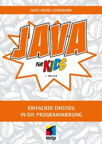 Cover Java für Kids