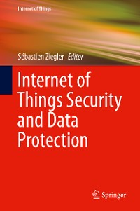 Cover Internet of Things Security and Data Protection