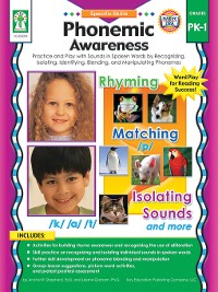 Cover Phonemic Awareness