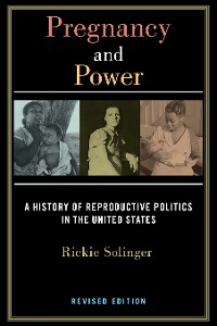 Cover Pregnancy and Power, Revised Edition