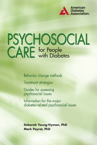 Cover Psychosocial Care for People with Diabetes