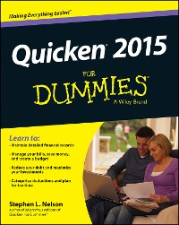 Cover Quicken 2015 For Dummies